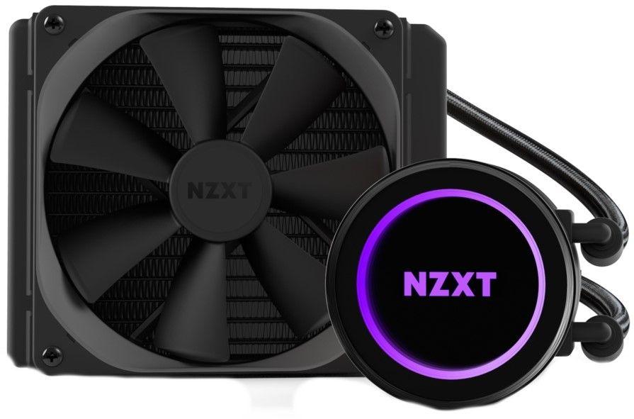 Nzxt Kraken X42 140mm Aio Liquid Cpu Cooler Rl Krx42 01 Ple