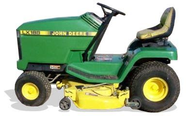 john deere service technical manual john deere lx172 lx173 lx176 rh pinterest com john deere lx186 owners manual john deere lx186 parts manual