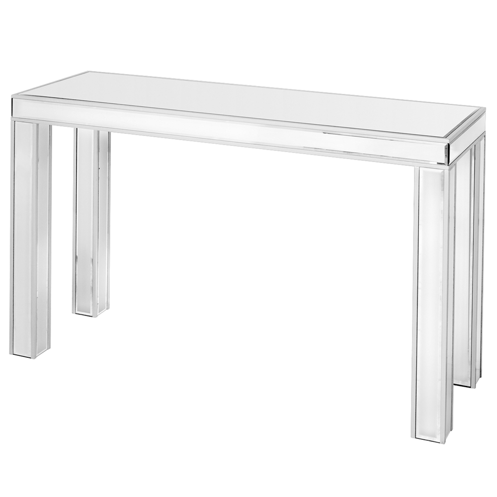 fabulous mirrored furniture. Cassius Mirrored Console Table Fabulous Furniture From Www.serendipityhomeinteriors.com O