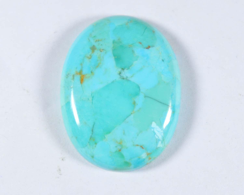 Turquoise jewelry Arizona Turquoise Round Cabs 3 MM Natural Arizona Turquoise Round Rose Cut Flat Back 3 mm Cabochon Loose Gemstone