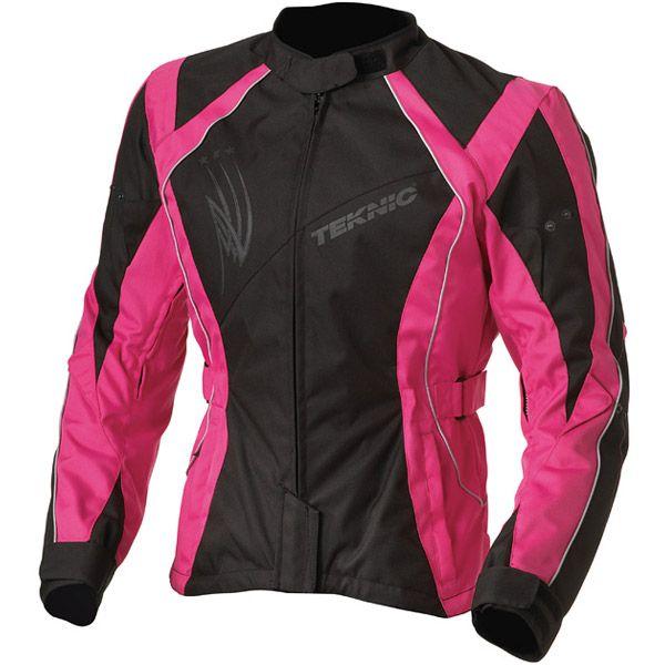 Teknic Women's Sequoia Jacket - my new motorcycle jacket