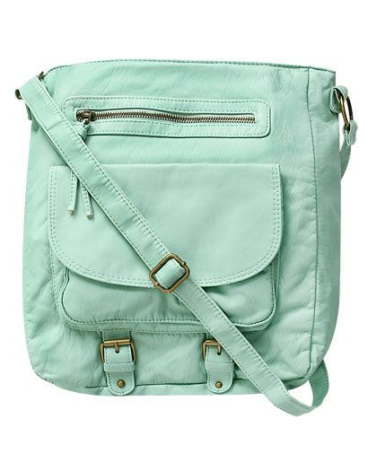 Bucket Buckle Crossbody Bag | Shop Junior Clothing at Wet Seal ...