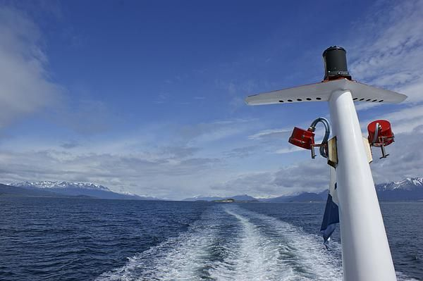 Beagle Channel By Brian Kamprath Beagle Channel Antarctica