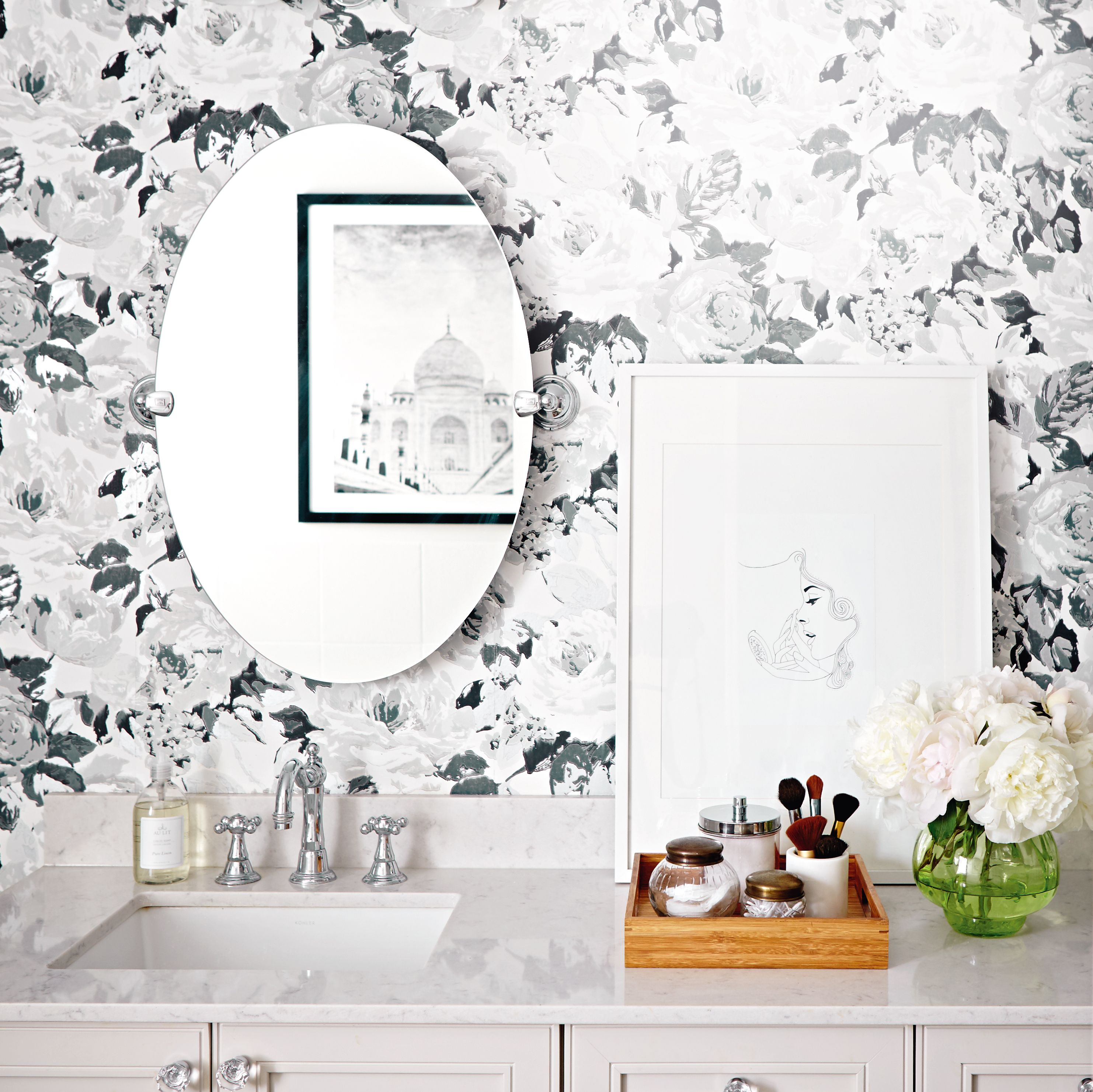 ideas collection bathroom hd look new wallpaper