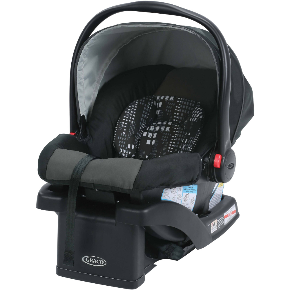 Graco SnugRide Click Connect Infant Car Seat NYC Black