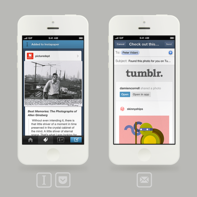 Tumblr Updates Its Ios App With More Sharing Features Gifs That Actually Animate Tumblr Mobile Facebook Mobile App Tumblr App
