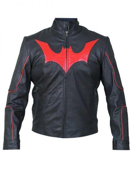 df7f3ad25 Terry McGinnis Batman Beyond Athletic Jacket   Dc comics   Batman ...