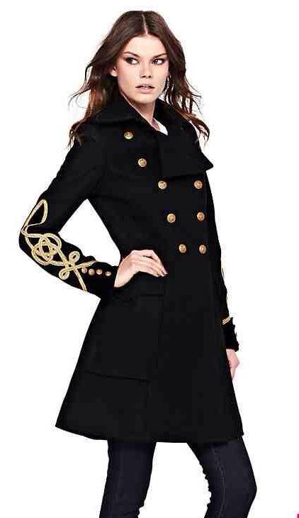 Ralph Lauren military jacket. ❤   Fashion in 2019   Coat ... e251e202d393