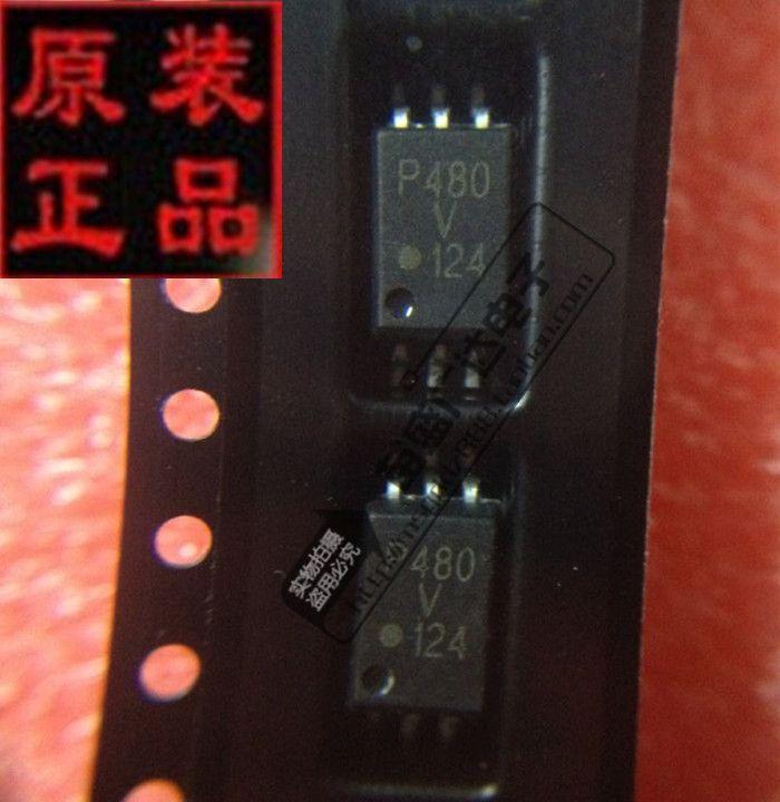Module ACPL-P480 P480V SOP-6 Original authentic and new Free - free sop