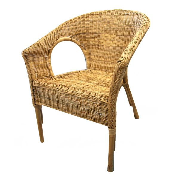 Wicker Chairs | Dunelm Java Wicker Chair Reviews