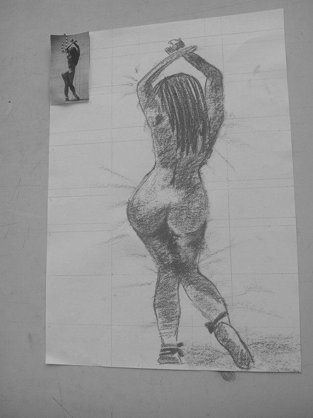 Mujer culo