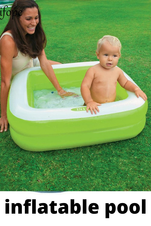 Inflatable Pool In 2020 Inflatable Baby Pool Baby Pool Inflatable Pool