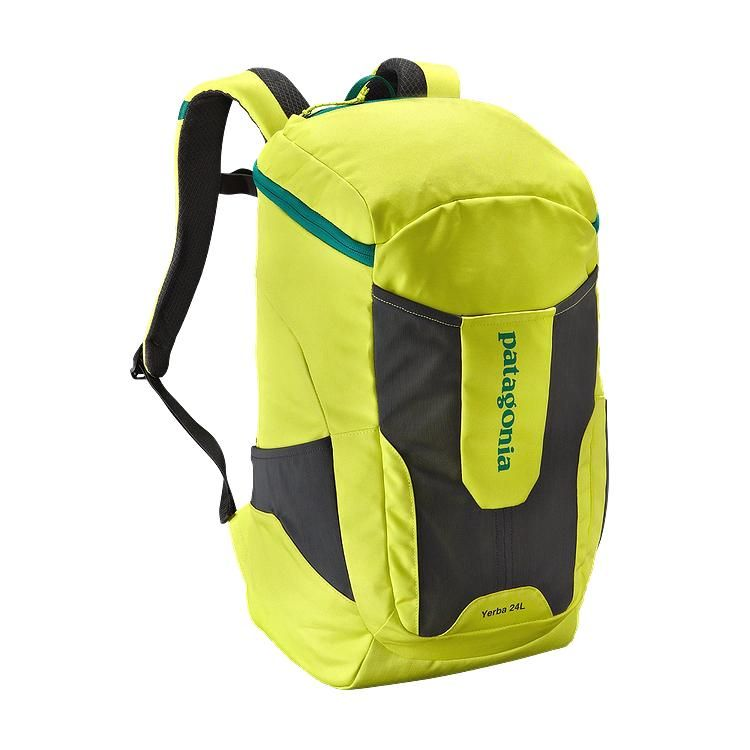 Our Yerba Opens As Fast As The Twist Off On A Cold One This Streamlined Backpack Has A Zippered Top Loading Design To Pro Backpacks Laptop Backpack Patagonia