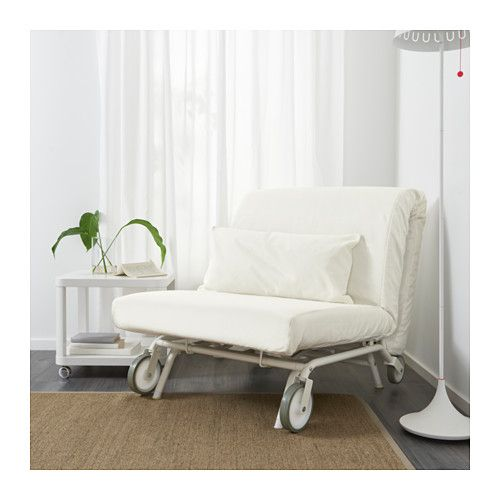 Ikea ps l v s sill n cama ikea want it for Sillon cama individual ikea