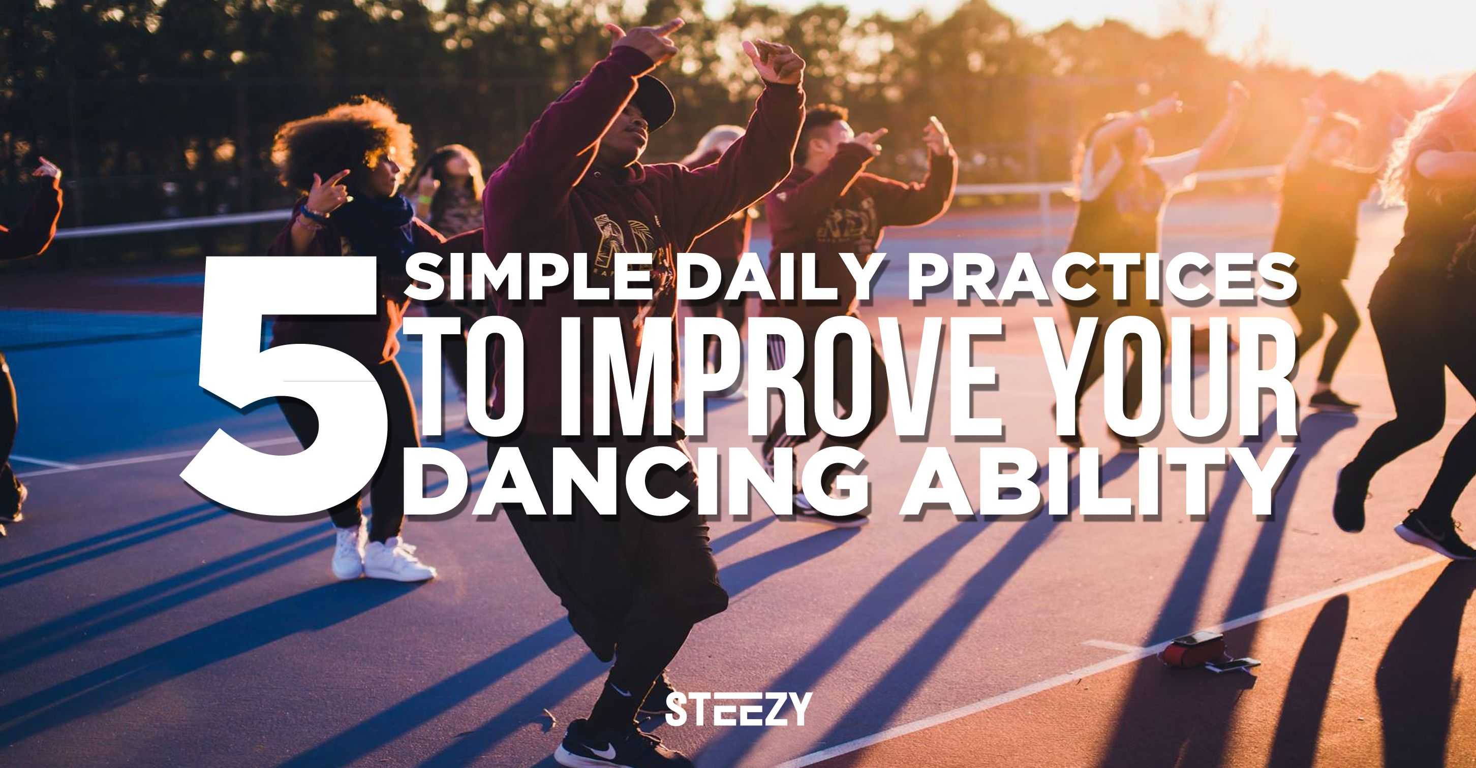 Wanna know how to improve your dancing skills? Small, simple habits can make a huge difference. Start practicing these things to become a better dancer!