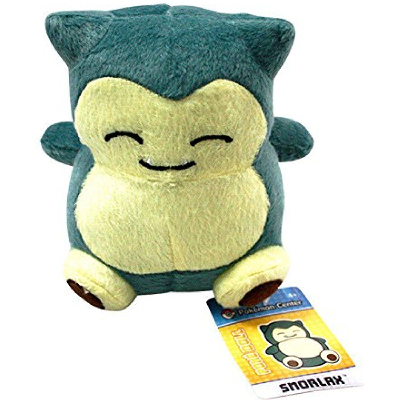 Anime Cute Pocket Monster Pokemon Snorlax Stuffed Plush