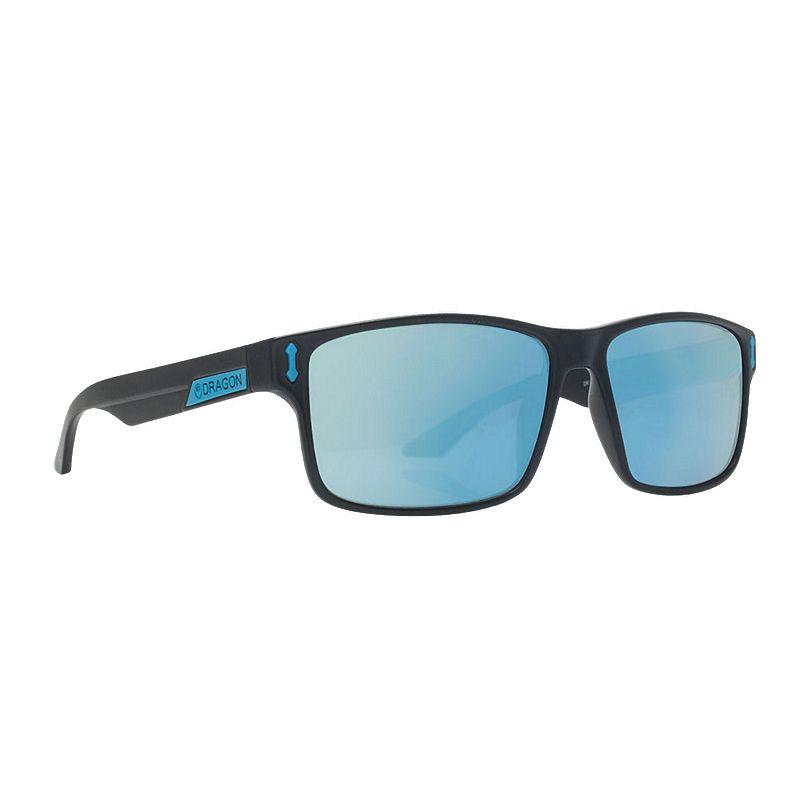 Dragon Count H2O Polarized Sunglasses- Matte Black With