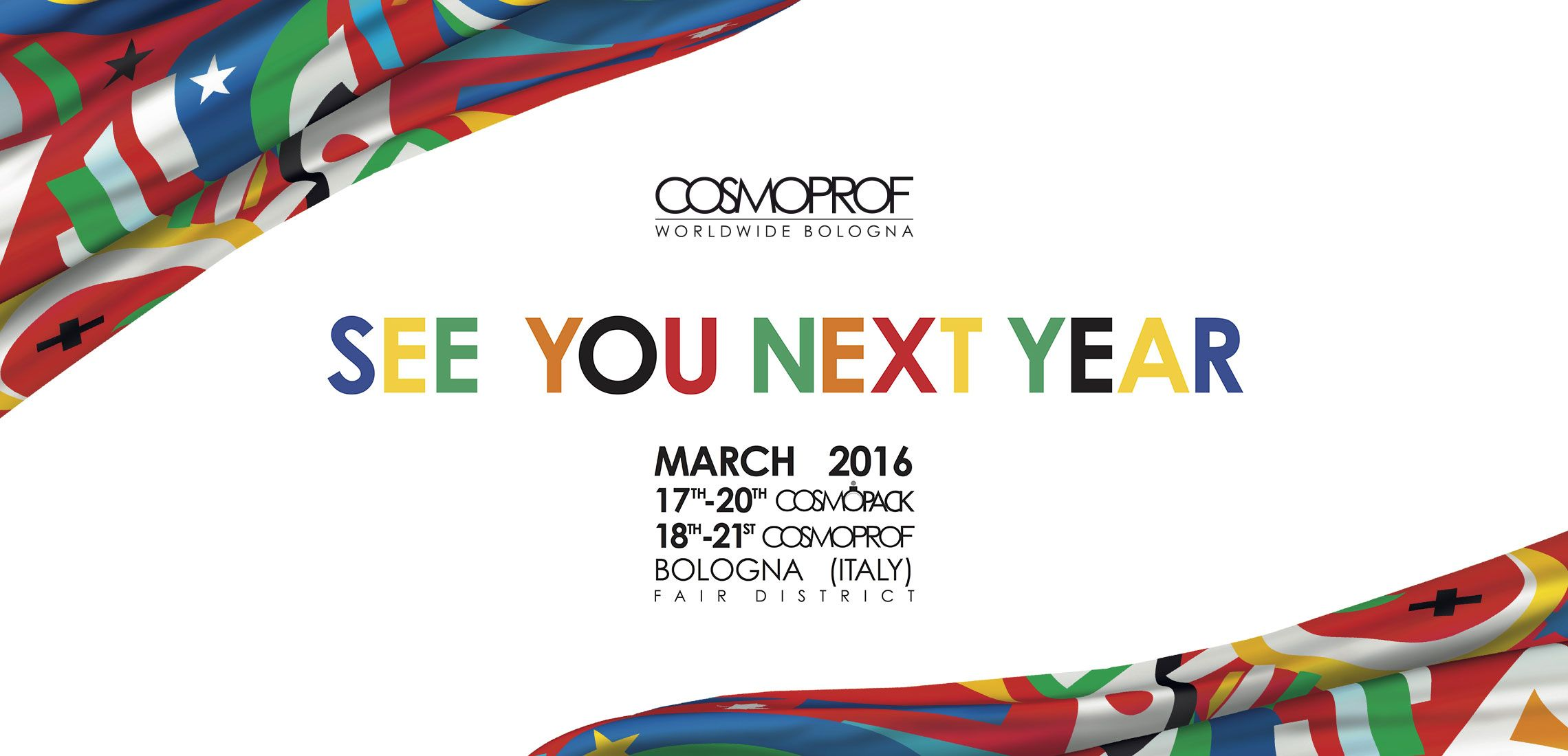 Cosmoprof Woldwide Bologna | A new World for beauty