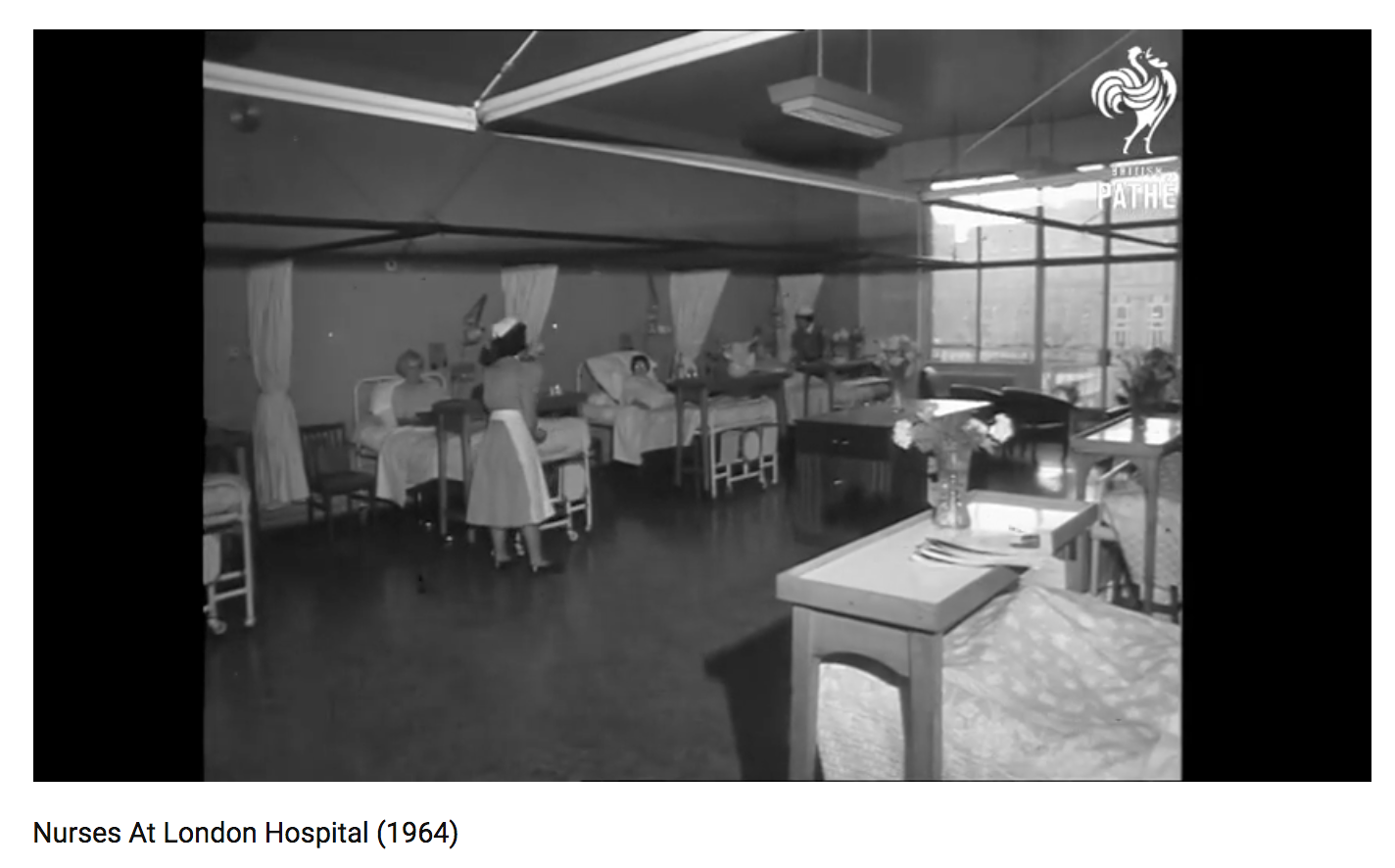 Pin by Anna Page on 1960s Hospitals Hospital