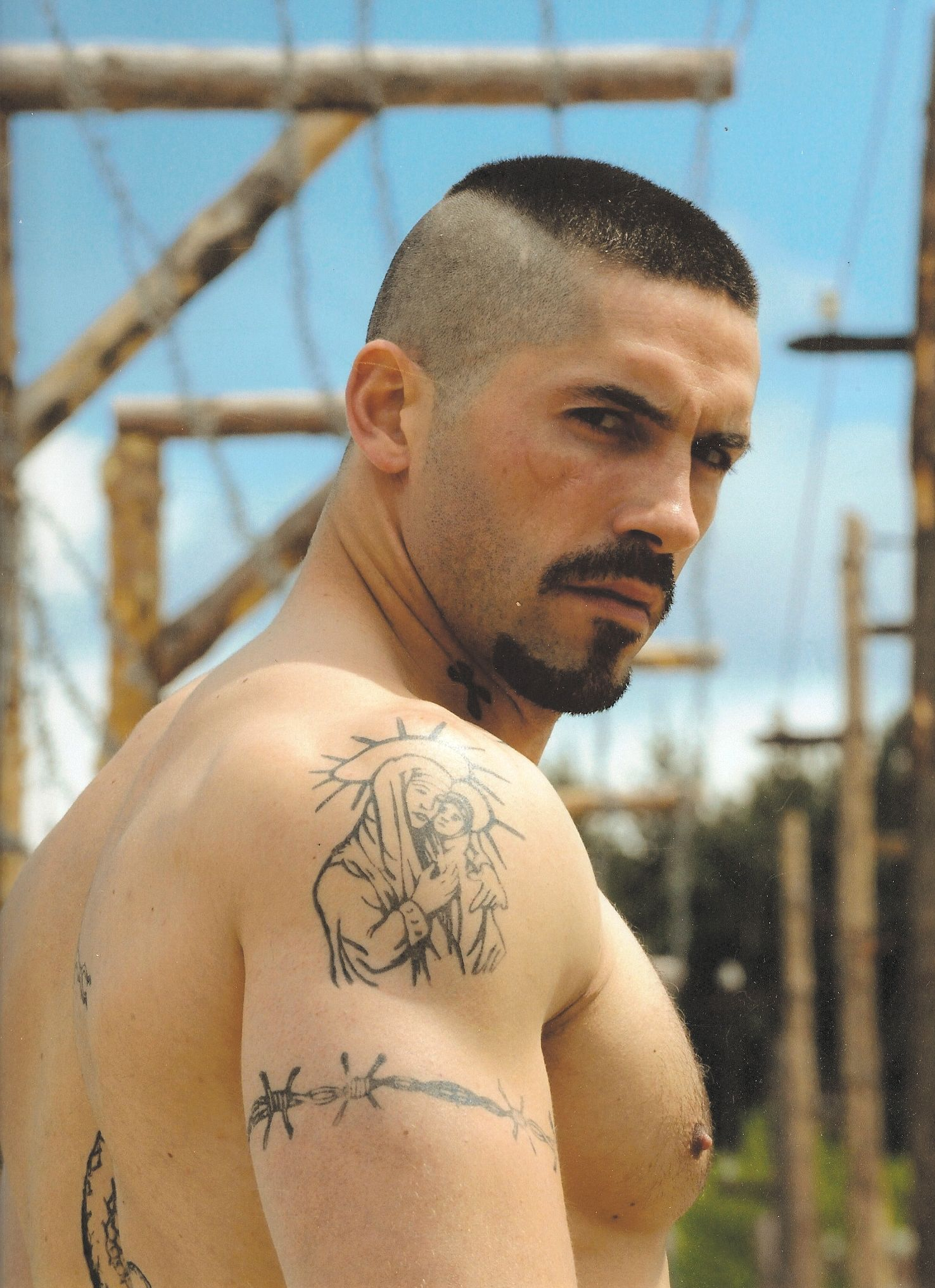 Scott Adkins In Undisputed 2 3 High And Tight Haircut High And Tight Scott Adkins