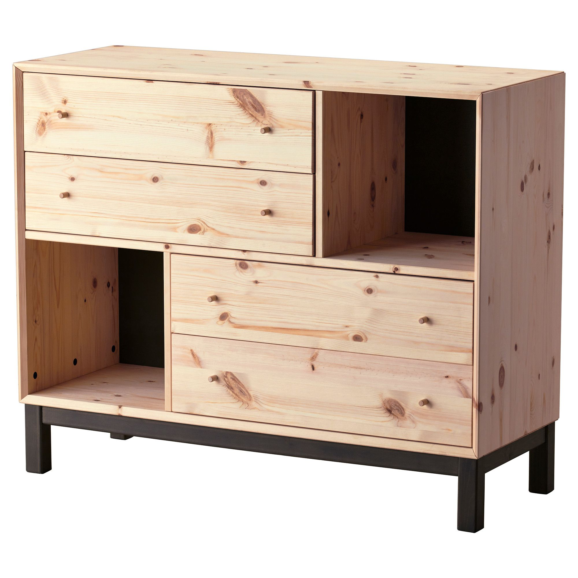 Ikea bedroom furniture chest of drawers - Norn S Chest Of 4 Drawers 2 Compartments Ikea 150 Wouldlook Amazing With