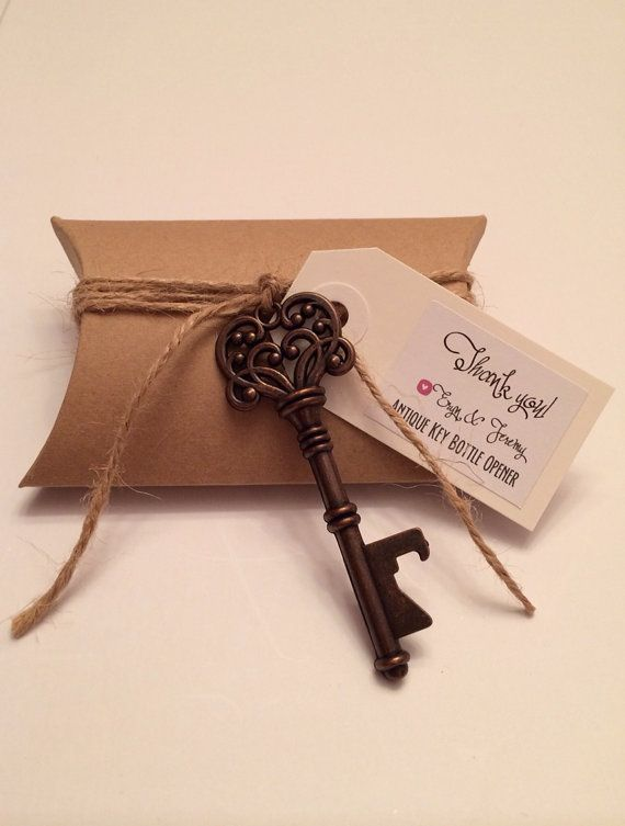 Wedding Favor Ideas 1 Vintage Key Bottle Opener Antique Beer