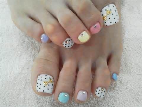 30 Toe Nail Designs Nail Art Pictures Toe Nail Art And Nail Nail