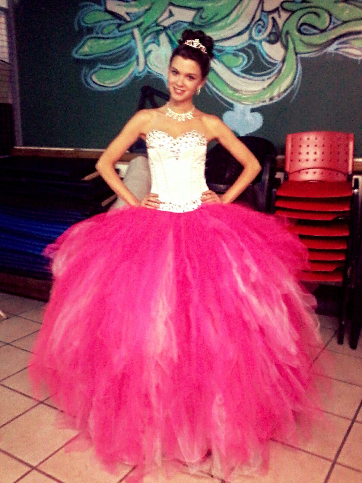 #qunceañera #dress #vestido #15años