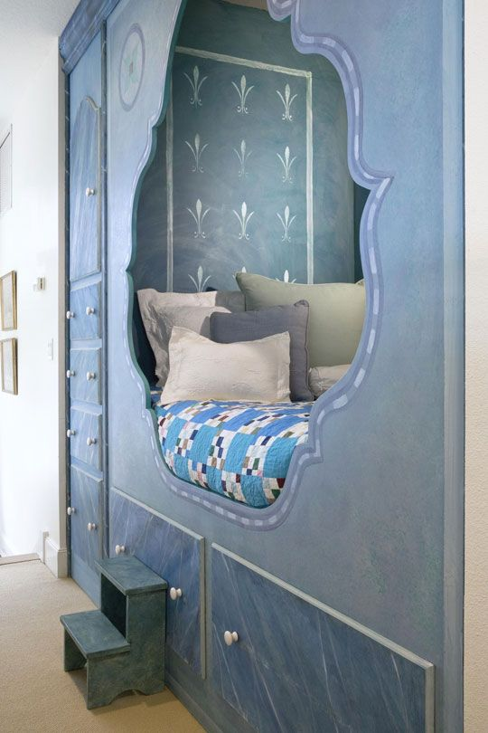 Bed Alcove - Awesome!!