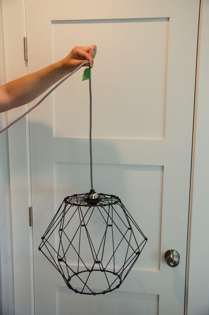 How to Wire a Ceiling Light! - lemonthistle.com   Owen\'s New room ...