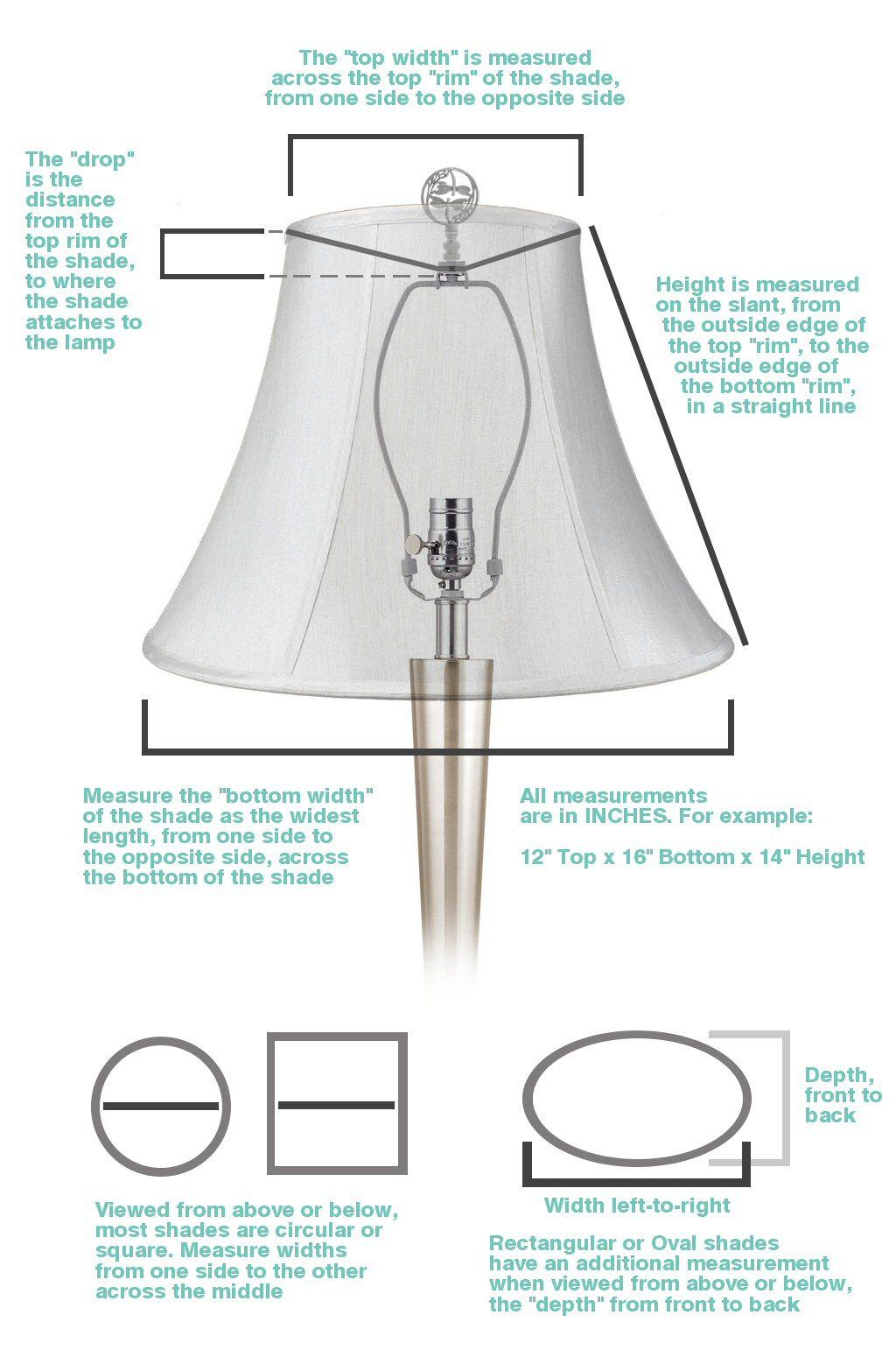 Lamp Shades The Ultimate Buyer S Guide Lamp Shades Lamp Lamp Makeover