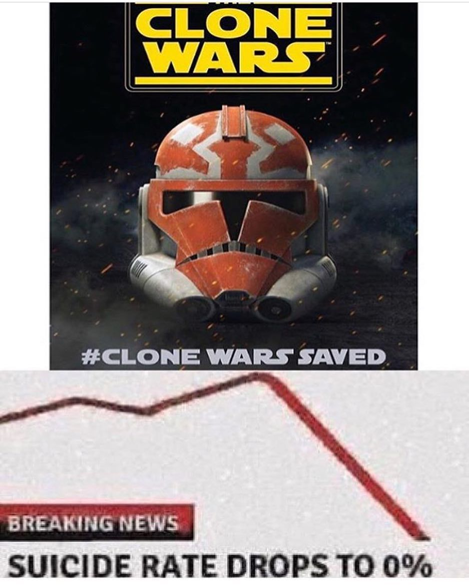 Pin By Roanian On Star Wars But Mostly Clone Wars Star Wars Awesome Star Wars Humor Star Wars Memes