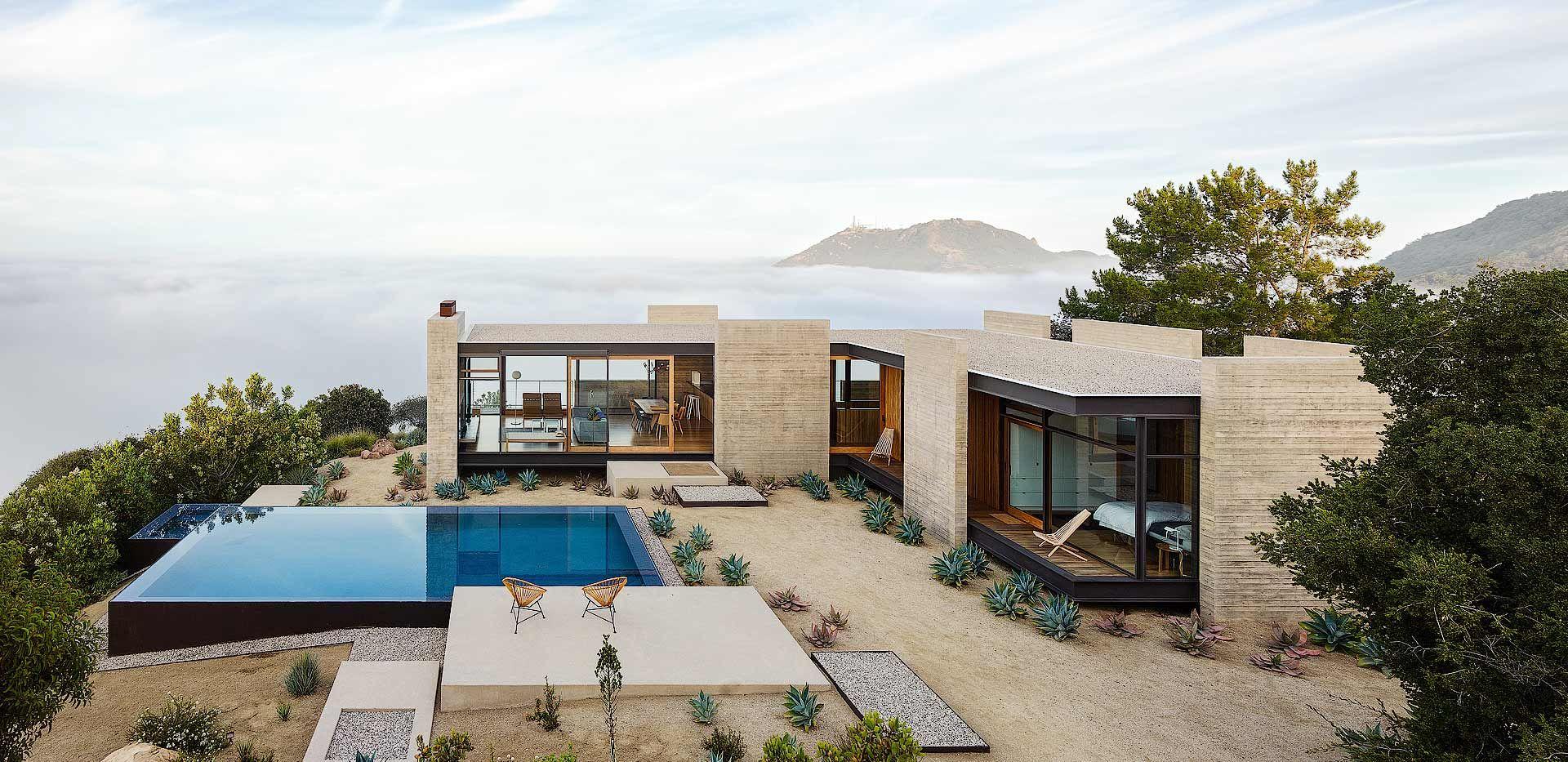 Saddle Peak House In California United States Villa Rentals In 2020 Architecture House Architecture California Homes