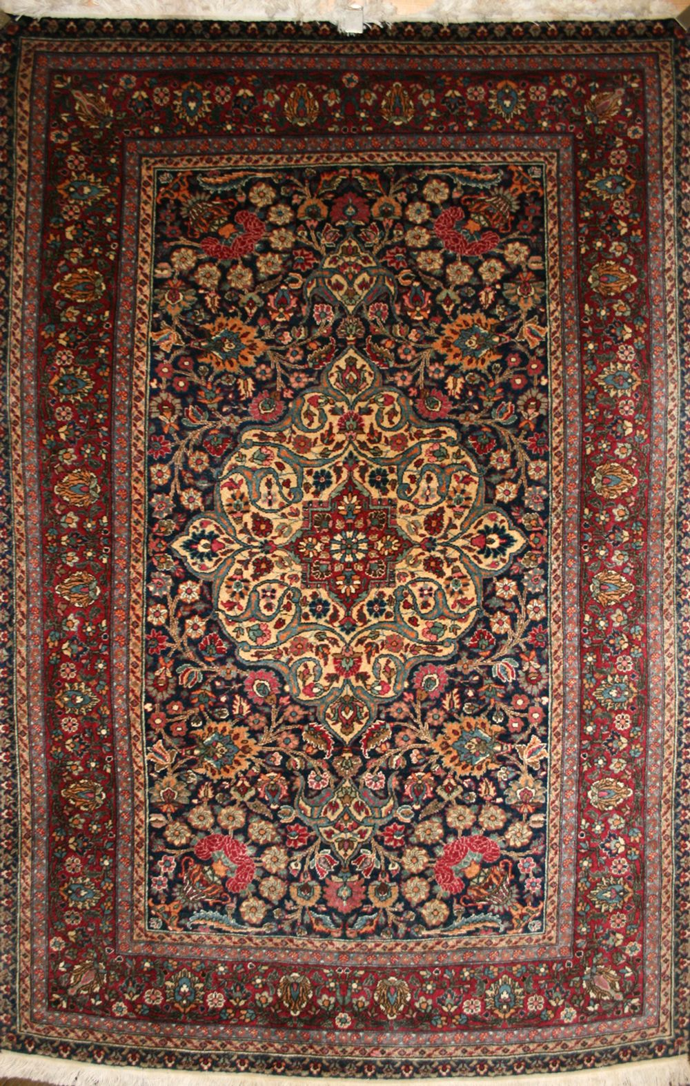 Beautiful Mashad Rug 163 2495 Persia 絨毯 Y ペルシャ絨毯