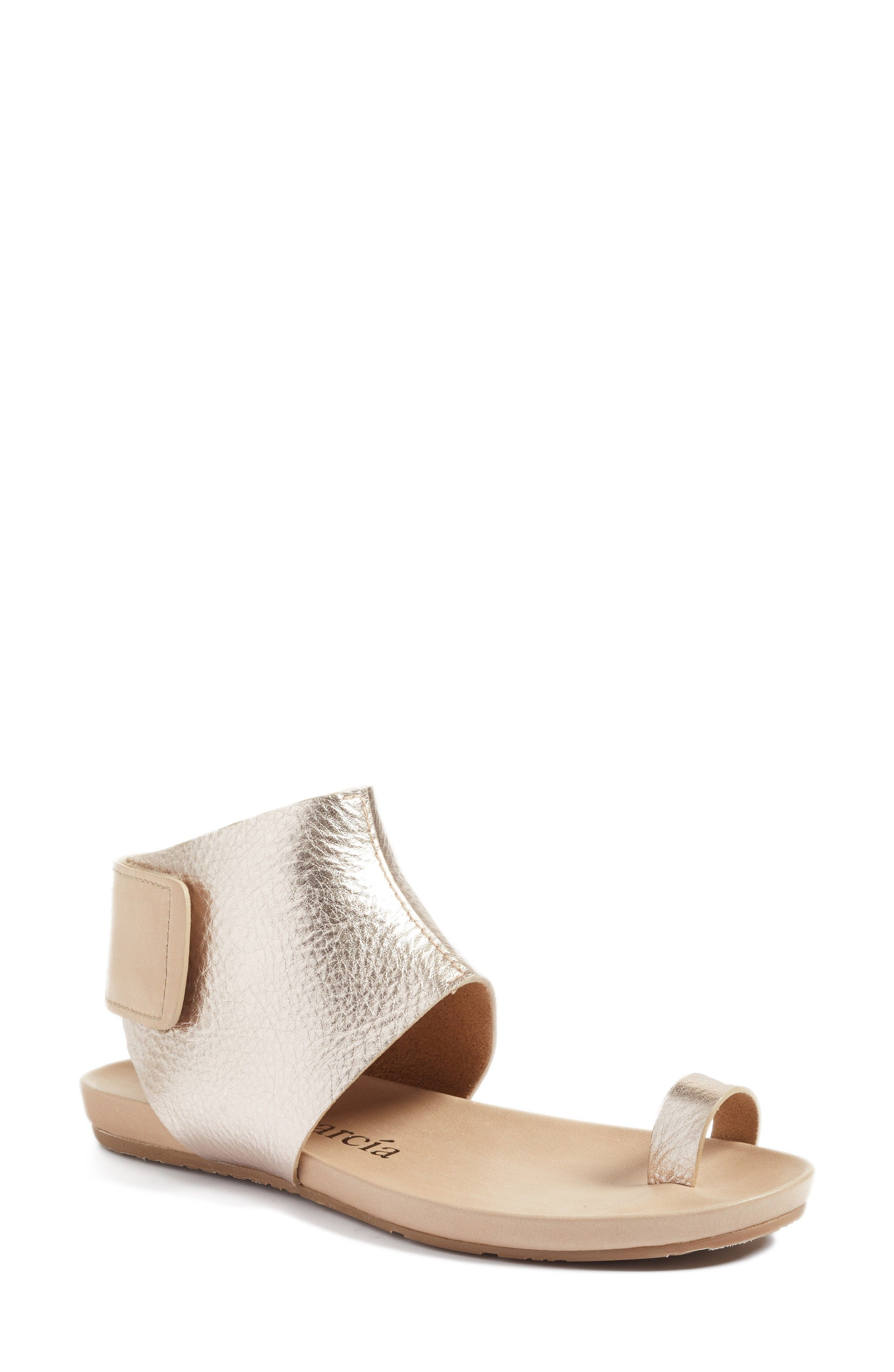 Pedro Garcia Leather Ankle Cuff Sandals cheap for sale stockist online 8r2QH
