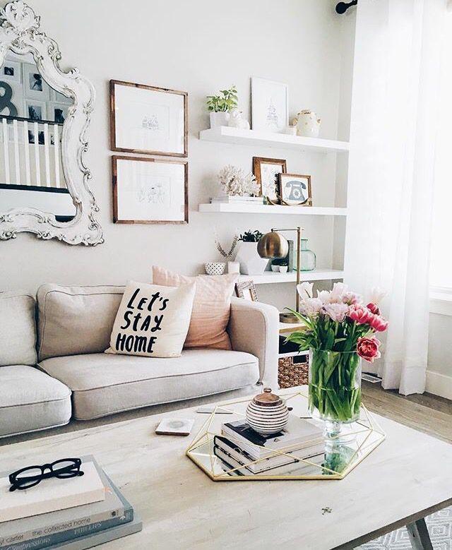 clean living room oak hardwood floor fresh and space home