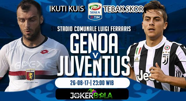 Idea by joker on jokerbola info | Juventus live, Genoa