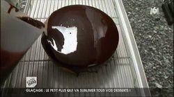 Recette de Glaçage miroir au chocolat - Teva.fr