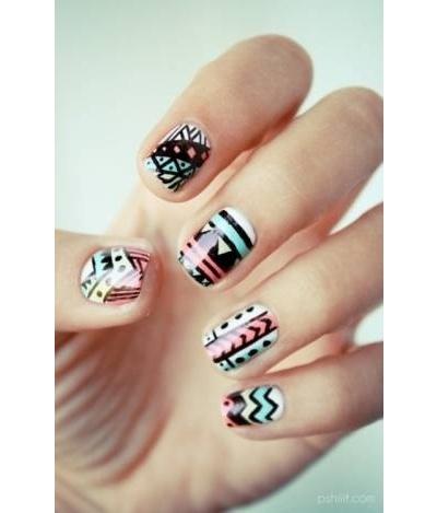 Desert Fever nails
