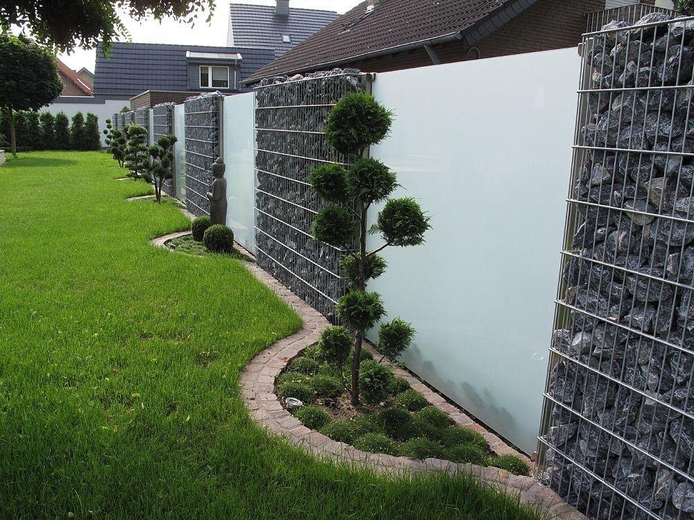 Pin von ALINA auf Garden Sichtschutzzaun garten, Garten