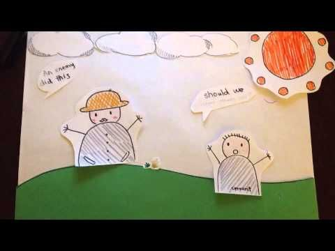 kids bible lesson crafts wheat and tares - Google Search | Parable ...