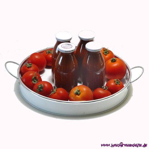 ketchup selber machen rezept tomaten. Black Bedroom Furniture Sets. Home Design Ideas