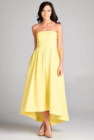 AG STUDIO \'Prom Queen\' Dress - Yellow | Kentucky Derby | Pinterest ...