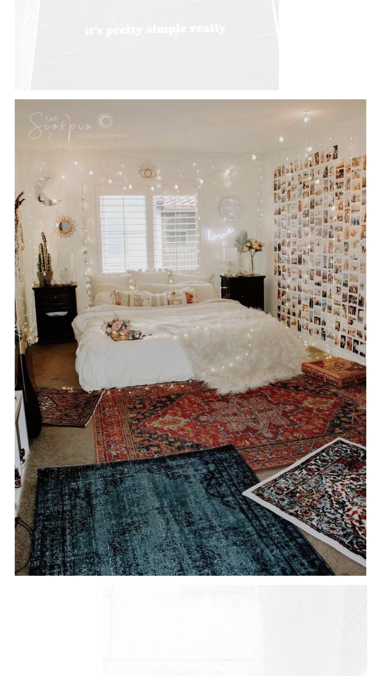 Epingle Par Aida Sur Room House Goals Idee Chambre Idee Deco