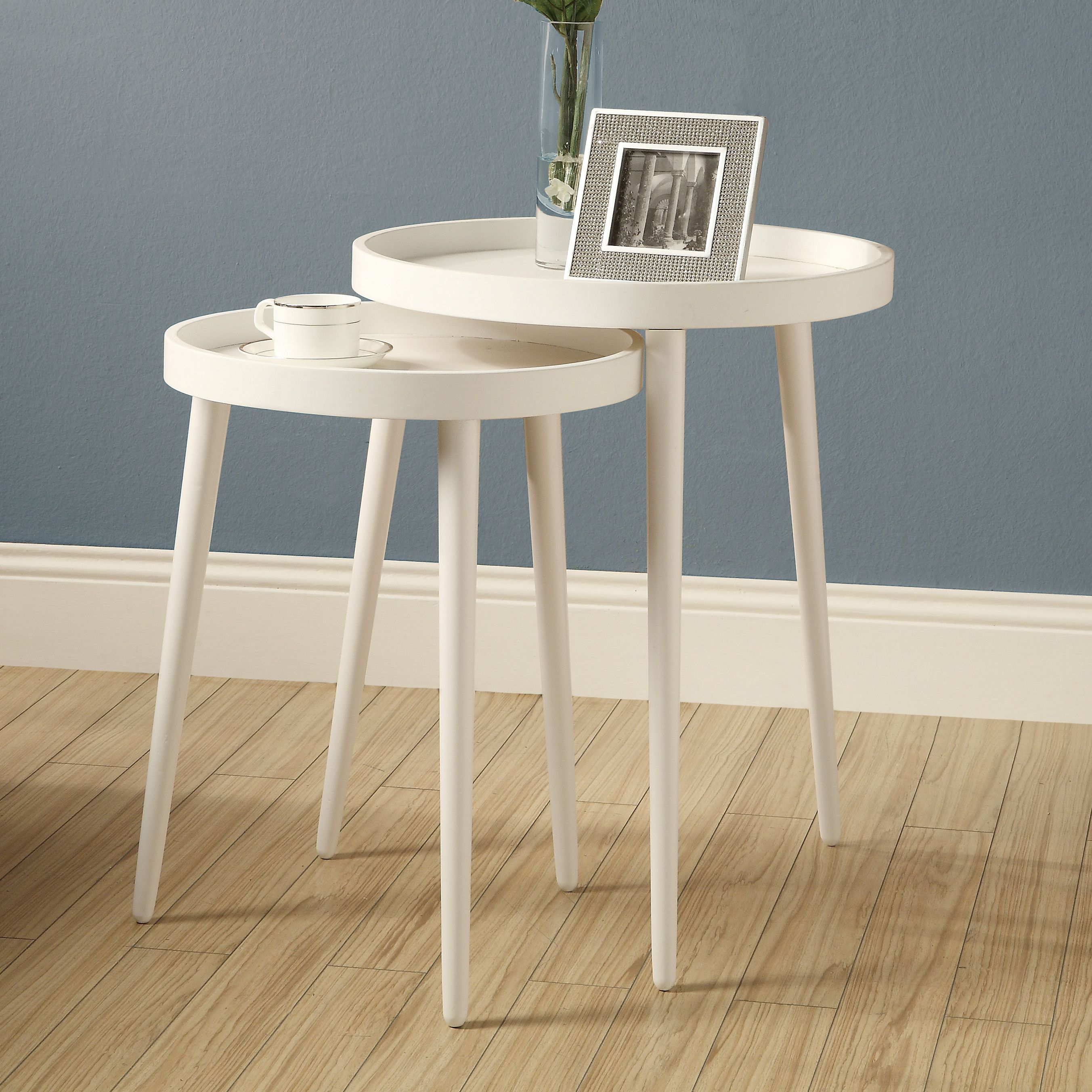 Customer Image Zoomed Nesting tables, Sofa end tables