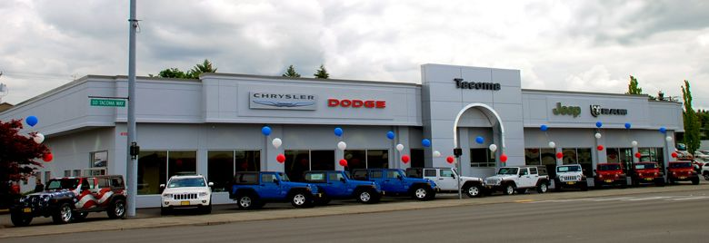 Learn More About Us Dodge And Used Car Dealer In Tacoma Tacoma Dcjr Dodge