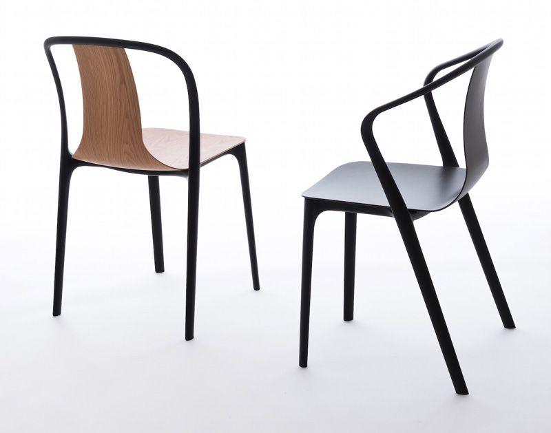 Vitra Sedie ~ Sedia belleville chair di vitra cattelan arredamenti love it