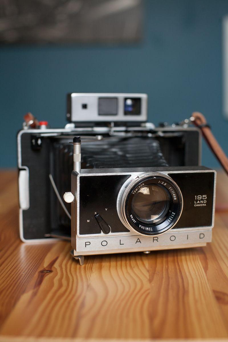 polaroid land camera 195 a fully manual land camera one of my rh pinterest com Polaroid 250 Land Camera Battery Film Polaroid 250