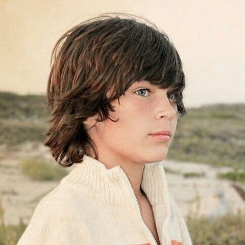 25 Cool Long Haircuts For Boys (2021 Cuts & Styles