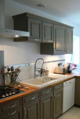 Ma cuisine relook e a quoi ressemble votre cuisine - Cuisine relookee grise ...